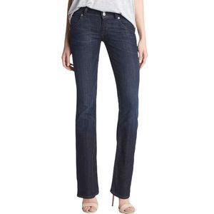 Hudson Signature Bootcut Stretch Jeans Blue